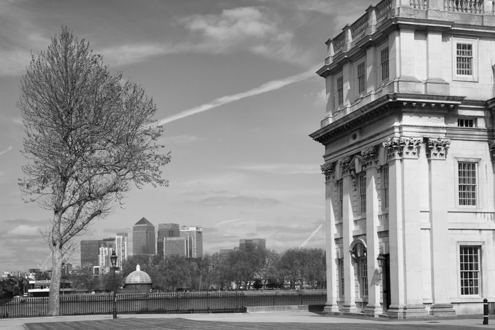 Photograph of Greenwich Naval College 2