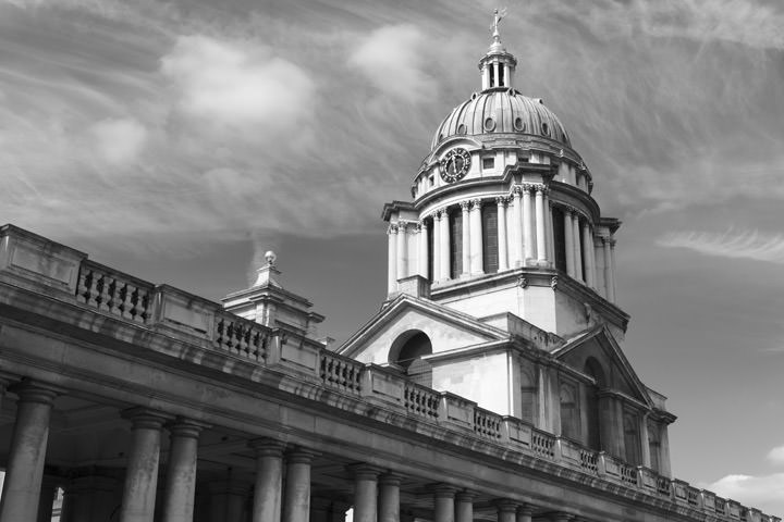 Photograph of Greenwich Naval College 3