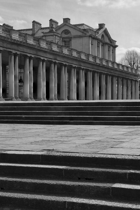 Photograph of Greenwich Naval College 4