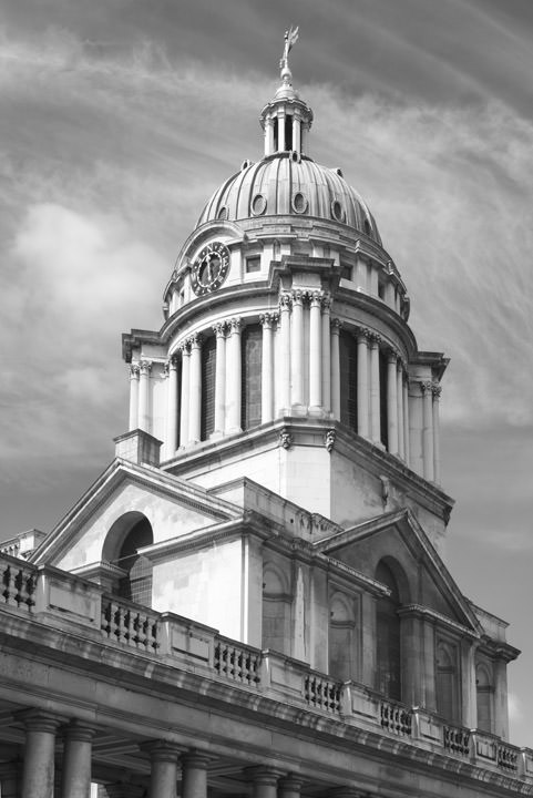 Photograph of Greenwich Naval College 5