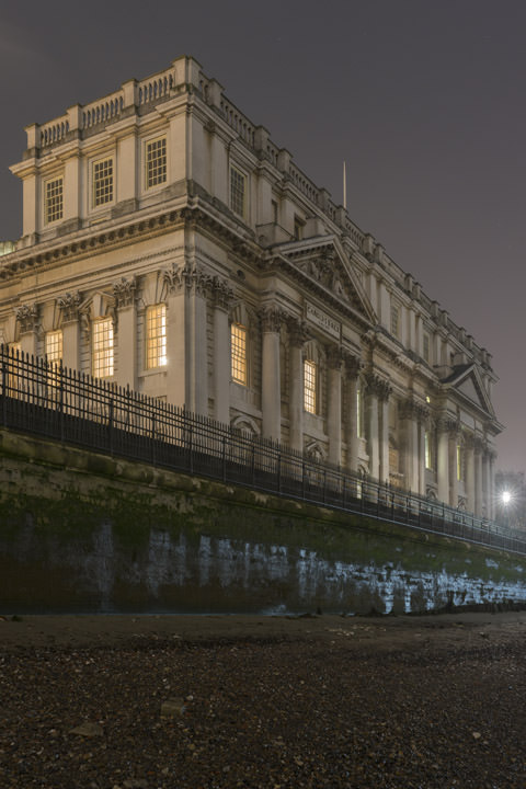 Photograph of Greenwich Naval College 9