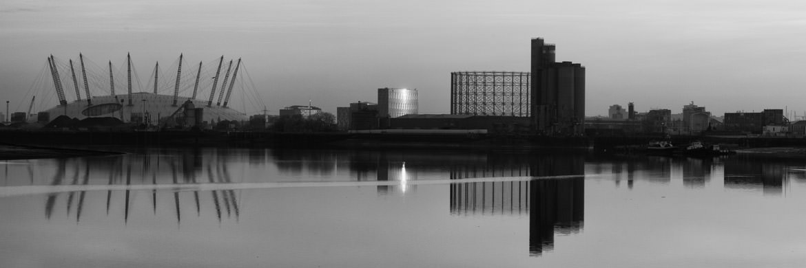 Photograph of Greenwich Peninsula 1