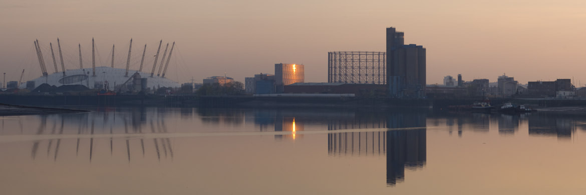 Photograph of Greenwich Peninsula 2
