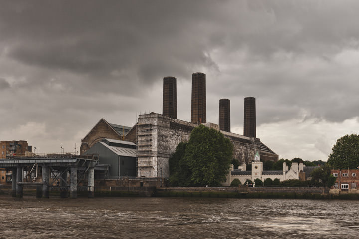 Photograph of Greenwich Power Station 1