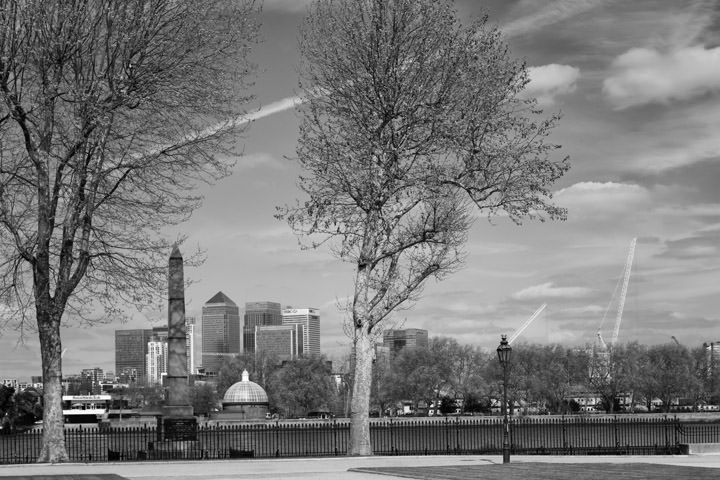 Photograph of Greenwich Waterfront 1