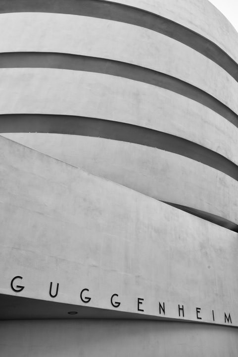 Photograph of Guggenheim 1
