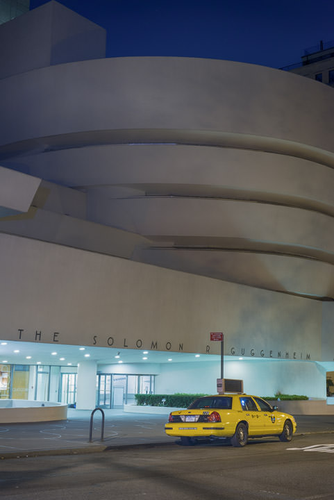 Photograph of Guggenheim 4