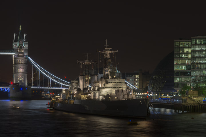Photograph of HMS Belfast 3