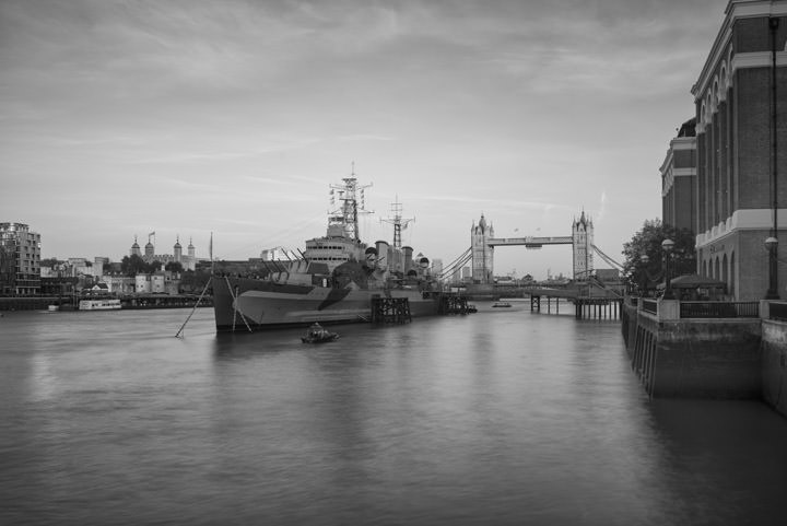 Photograph of HMS Belfast 5