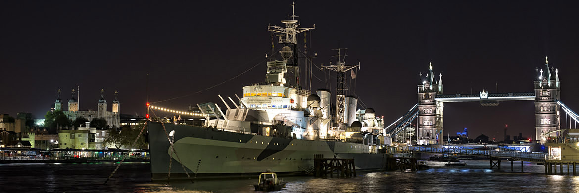 Photograph of HMS Belfast 6