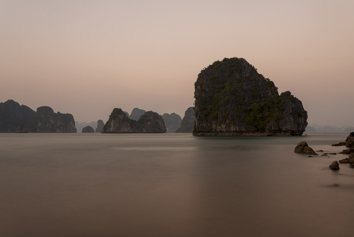 Photograph of Halong Bay 2