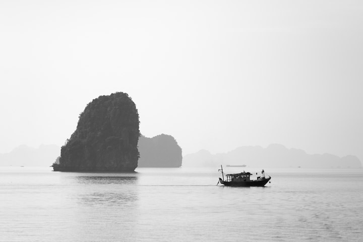 Photograph of Halong Bay 3