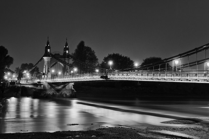 Photograph of Hammersmith Bridge 1