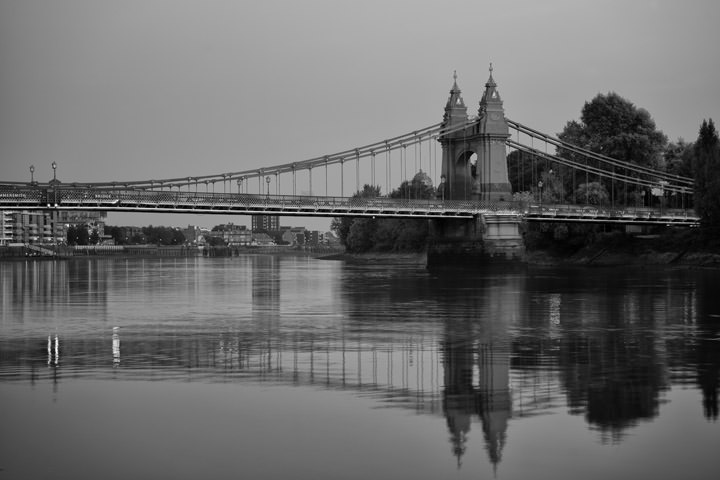 Hammersmith Bridge 11
