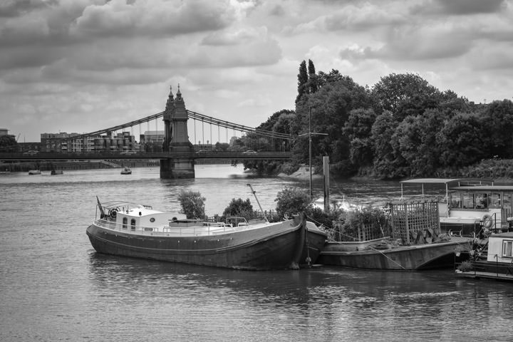 Hammersmith Bridge 19