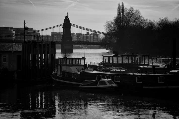 Photograph of Hammersmith Bridge 20
