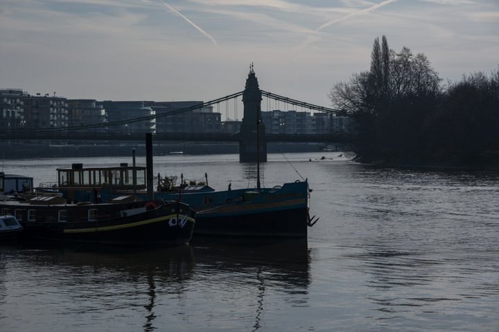 Hammersmith Bridge 21