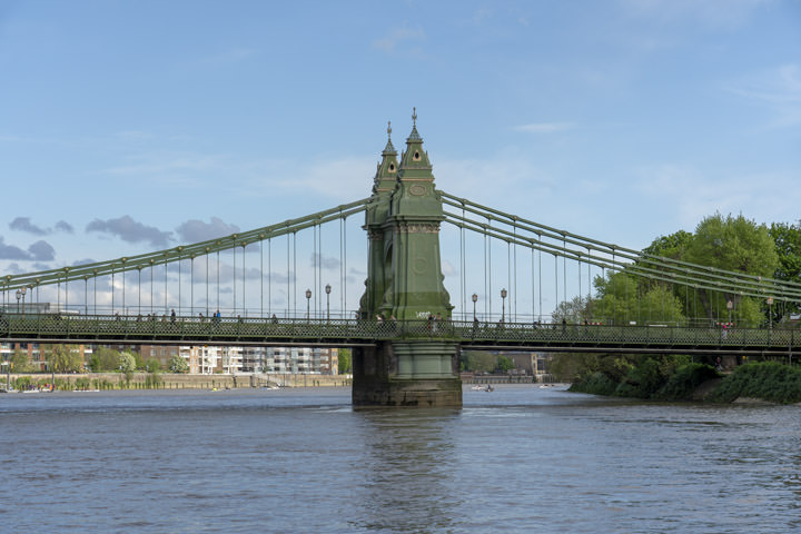 Hammersmith Bridge 22
