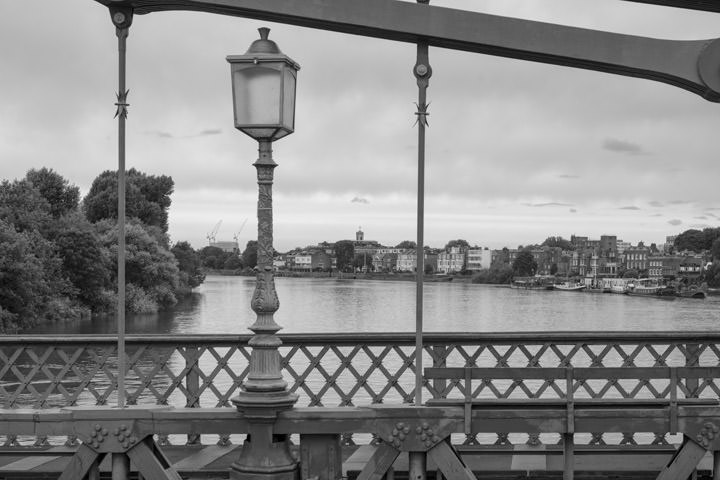 Photograph of Hammersmith Bridge 5