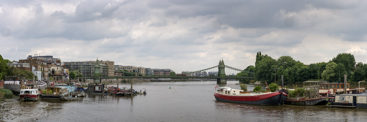 Photograph of Hammersmith Panorama 1