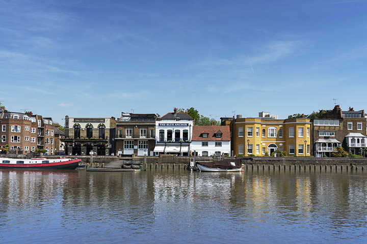 Photograph of Hammersmith Waterfront 3