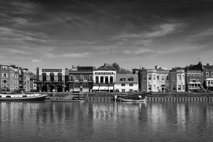 Photograph of Hammersmith Waterfront 4