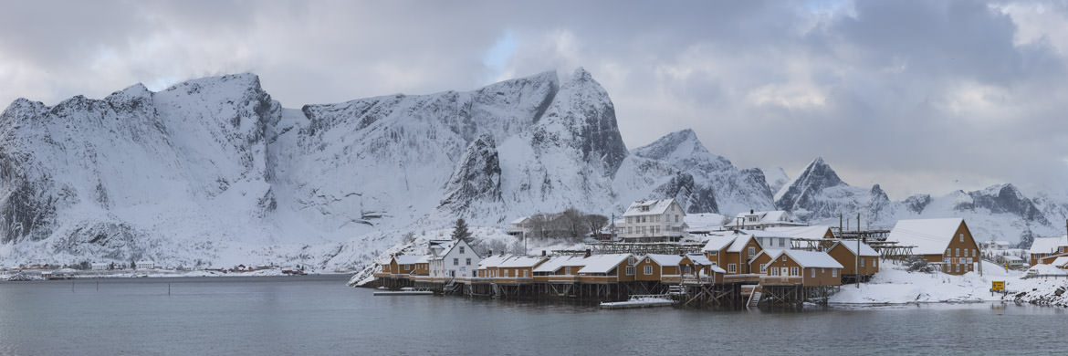 Photograph of Reine Lofotens 2