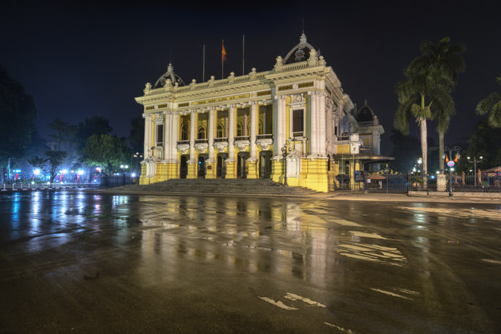 Photograph of Hanoi Opera House 2