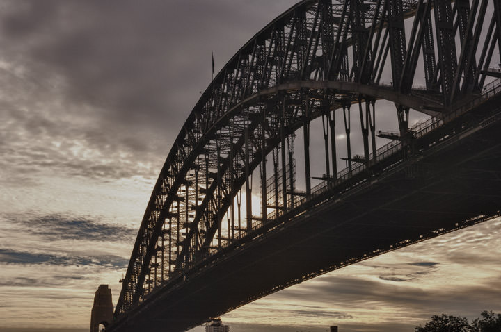 Photograph of Harbour Bridge 4