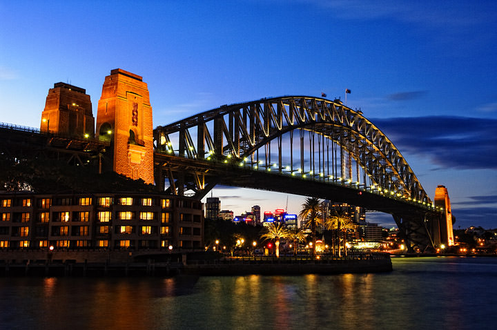 Harbour Bridge Sydney - Australia