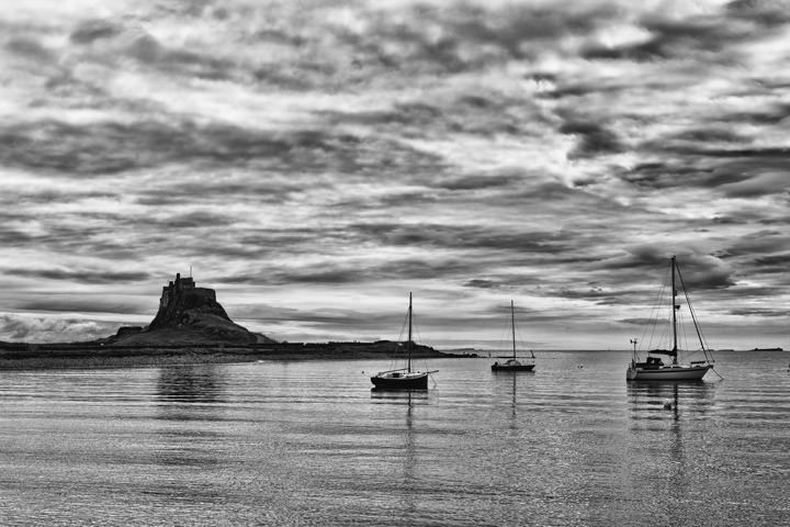 Photograph of Harbour -  Lindisfarne 1