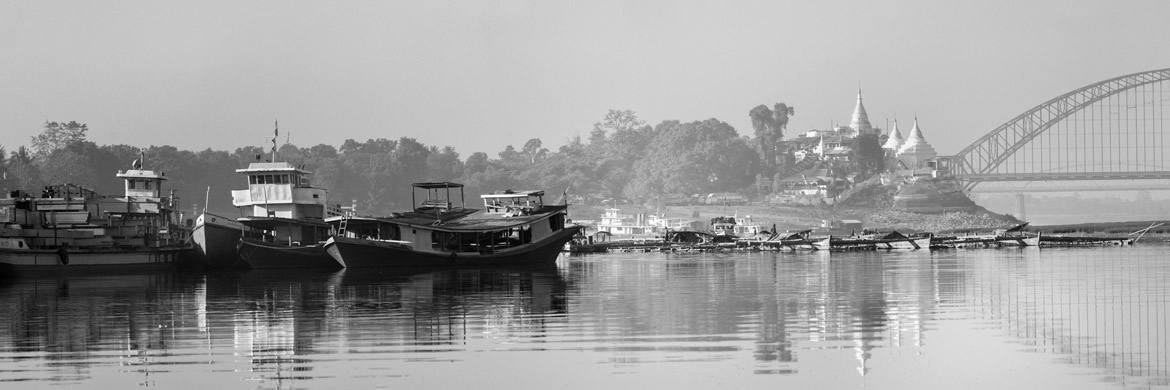 Photograph of Harbour Sagaing