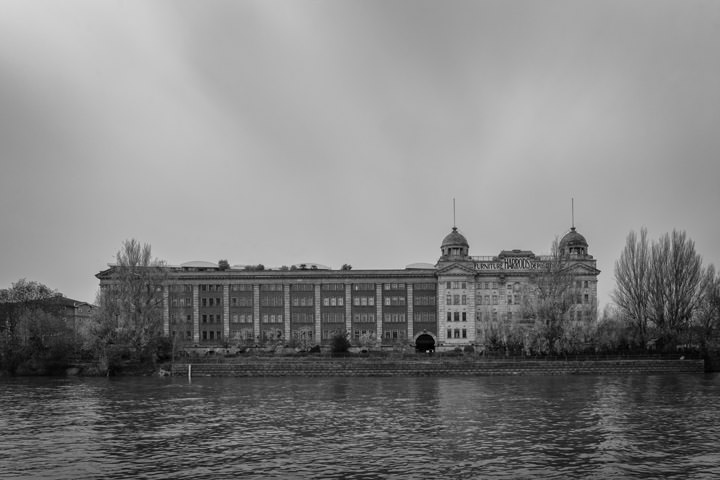 Photograph of Harrods Depository 1