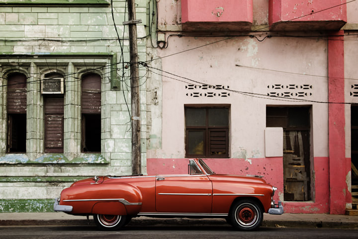 Photograph of Havana Coupe 2