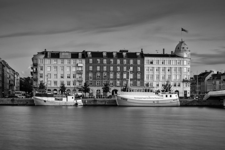 Photograph of Havnegarde 1 Copenhagen