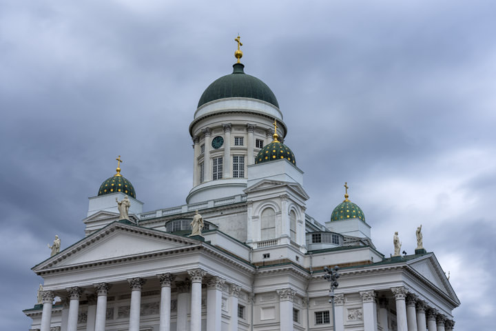 Helsinki Cathedral 1