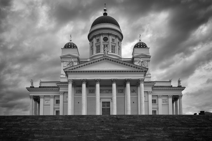 Photograph of Helsinki Cathedral 3
