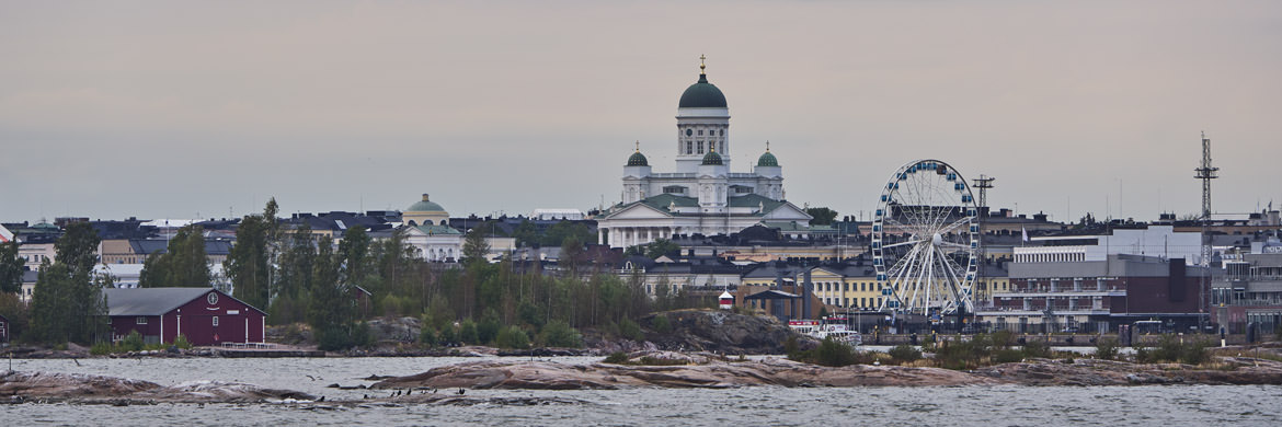 Photograph of Helsinki Panorama