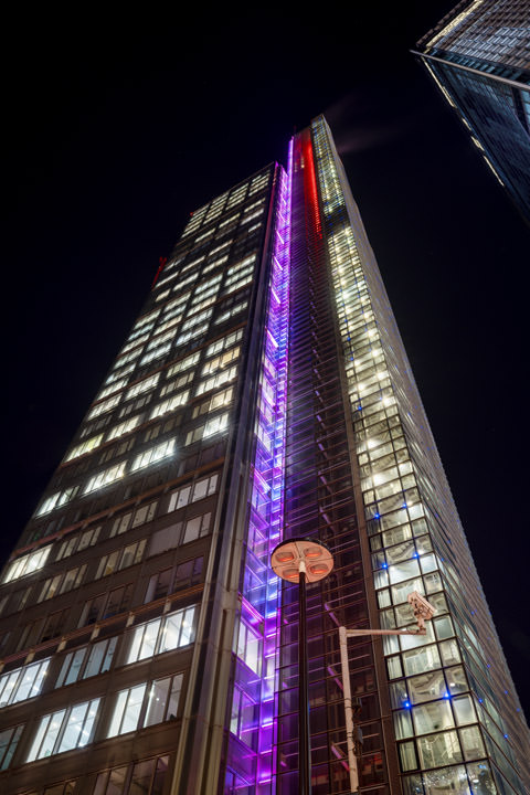 Photograph of Heron Tower 18