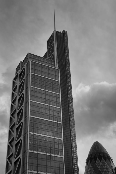 Photograph of Heron Tower 503