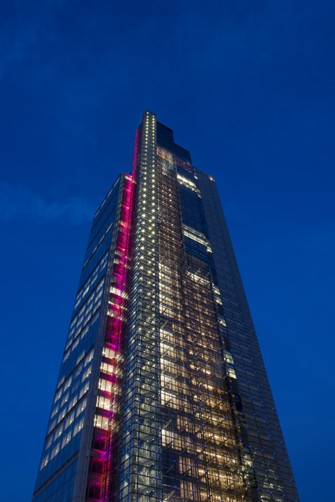 Photograph of Heron Tower 506