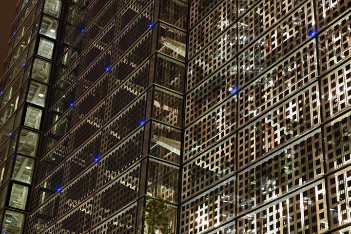 Photograph of Heron Tower 7