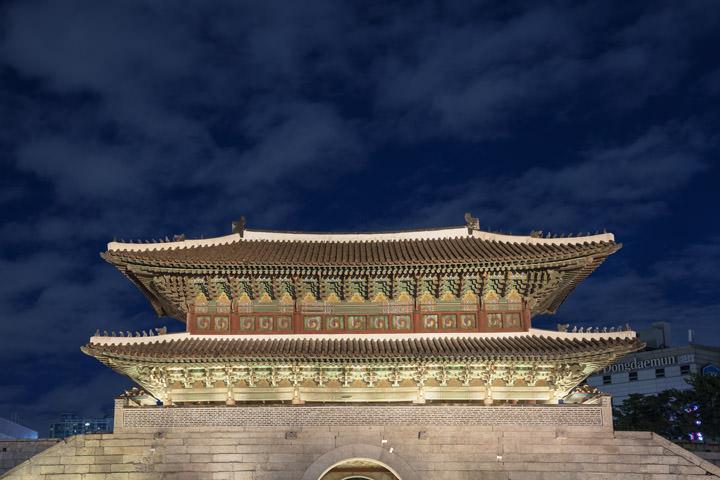 Heunginjimun Gate 1