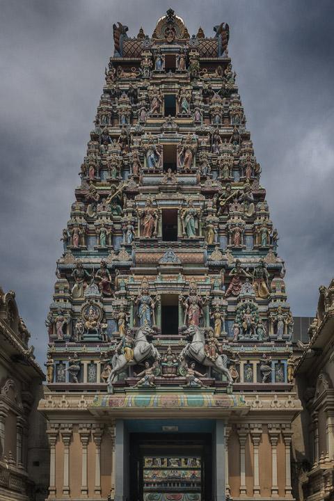 Hindu Temple KL 1