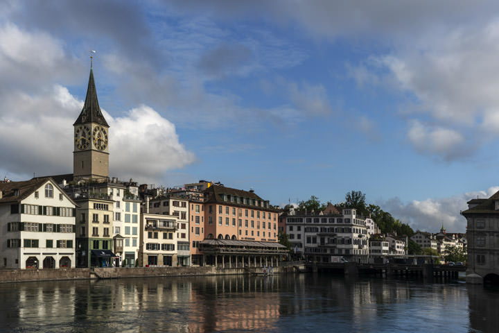 Photograph of Historic Zurich 1
