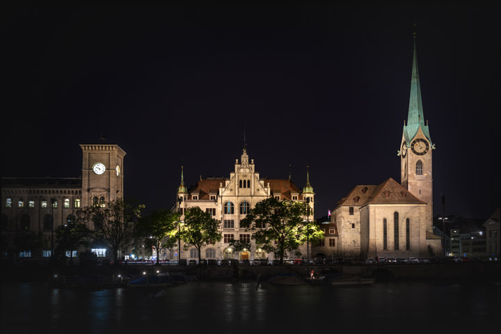 Photograph of Historic Zurich 2