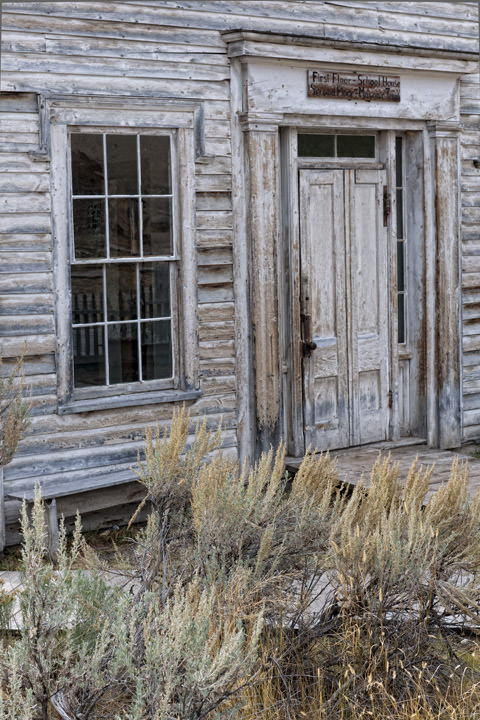 Homestead - Bannack Montana