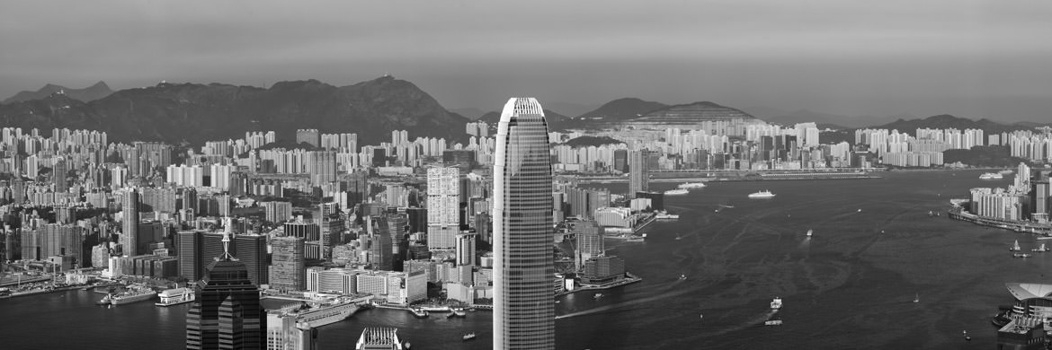 Photograph of Hong Kong Cityscape 1
