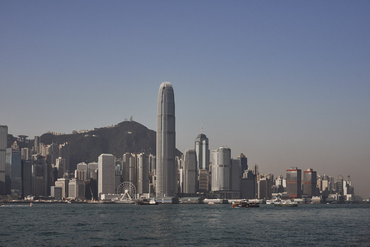 Photograph of Hong Kong Skyline 10