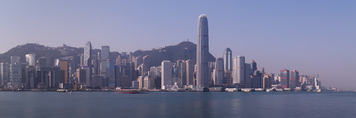 Photograph of Hong Kong Skyline 21